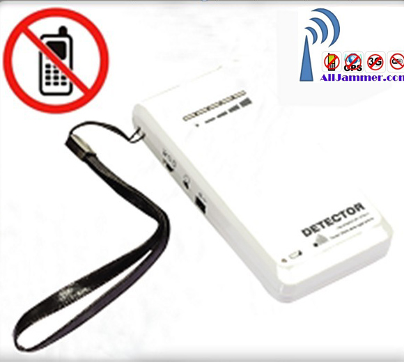 phone jammer video director - ABS-101B cell phone signal detector