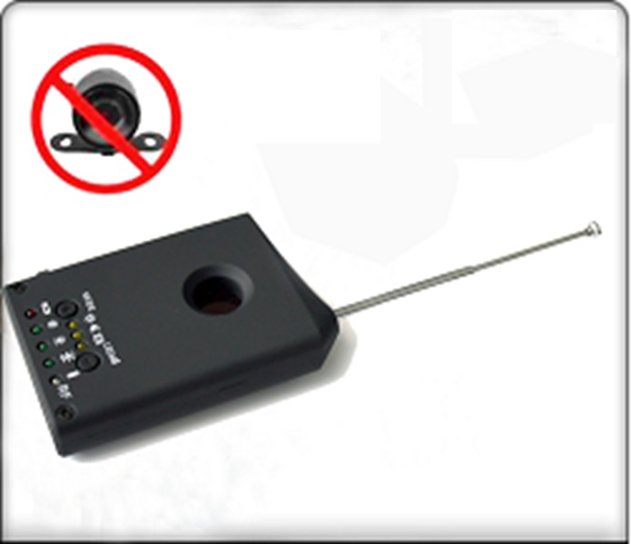 14 Antennas Cell Phone Block - ABS-101F Laser wired & wireless bug camera multifunctional detector