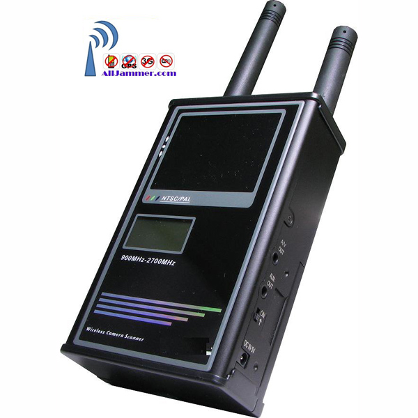 handheld phone jammer - ABS-404A Wireless pinhole camera scanners