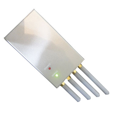 Adjustable Cell Phone Jammer - High Power Handheld Portable Cellphone+GPS+Wi-Fi Jammer-Omnidirectional Antennas