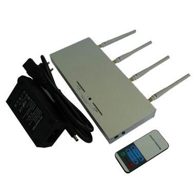 the cell phone history - Mobile Phone Jammer - 10m to 30m Shielding Radius - with Remote Controller