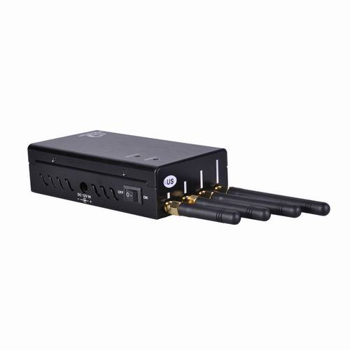 phone data jammer truck - Portable Cell Phone and WIFI Jammer Built-in Fans