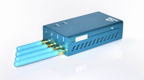 Cell Jammer 10 Meters - High Power Portable GPS (GPS L1/L2/L3/L4/L5) Jammer