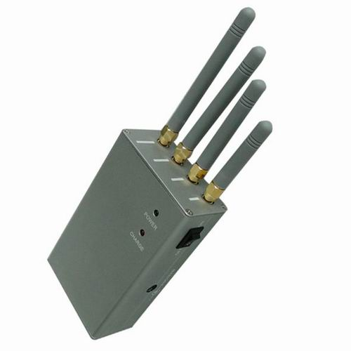 cell phone tower project - High Power Handheld Portable Cell Phone Jammer-Omnidirectional Antennas