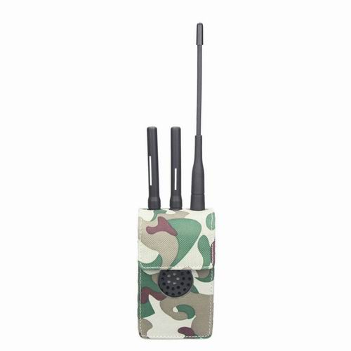 what is jamming signal - Jammer for LoJack, 4G LTE and XM radio