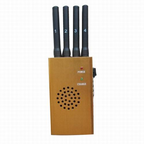 cellular data jammer radio