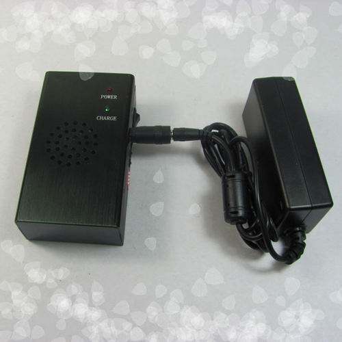 cell jamer - Portable High Power Wi-Fi and Cell Phone Jammer with Fan (CDMA GSM DCS PCS 3G)