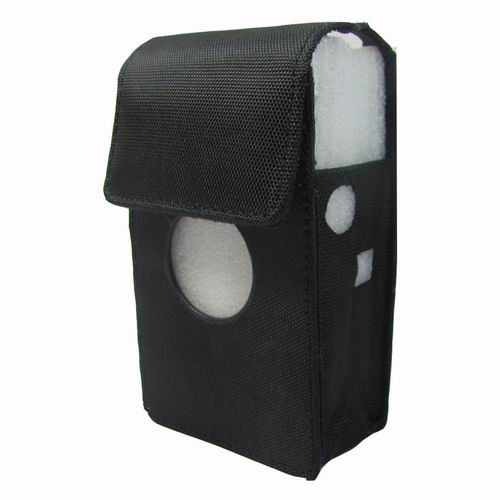 cell phone jammer out of a tv remote - Black Fabric Material Portable Jammer Case