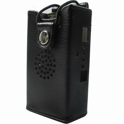 gps jammer CA. | Leather Quality Carry Case for Jammer