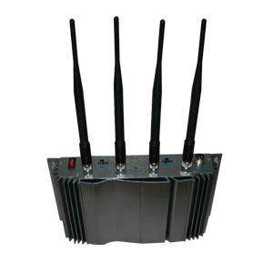 14 Bands Cell Phone Jamming - 40 Meter Range Mobile Phone Signal Jammer