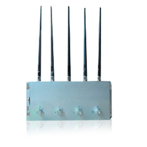 build your own wifi jammer