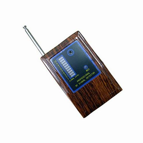 6 Bands Cell Phone Jammer - Portable RF Signal Detector & Wireless Camera Scanner