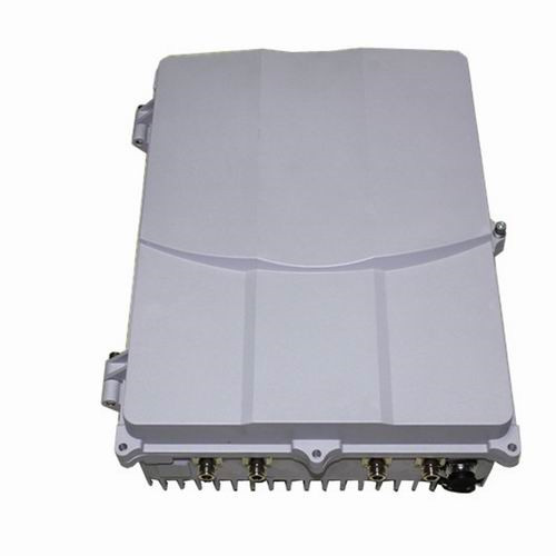 16 Antennas Bluetooth Blocker - 120W Waterproof Mobile Phone Signal Jammer