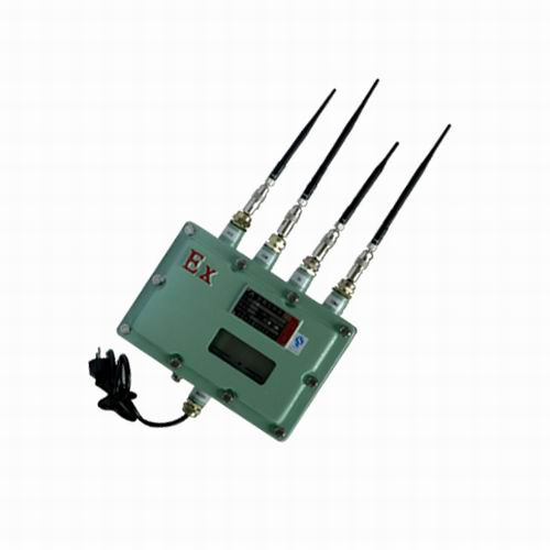 phone blocker jammer press - Explosion-Proof Type Mobile Phone Signal Jammer