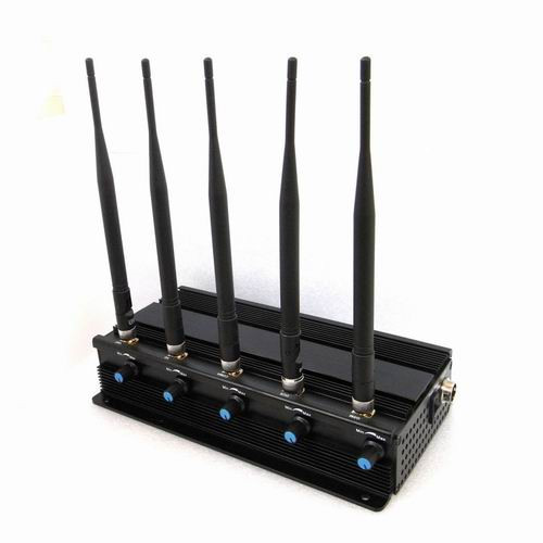 cell phones history - 5 High Power All Cell Phone Jammer