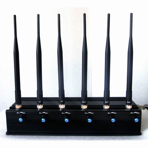 internet cell phones - Adjustable Cell Phone Jammer & VHFUHF Walkie-Talkie Jammer