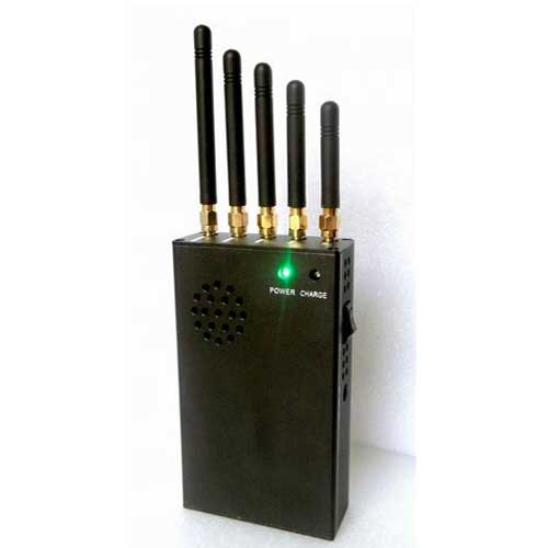 gps jammer mobile reviews - 3W Portable 3G Cell Phone Jammer & 4G Jammer (4G LTE + 4G Wimax)