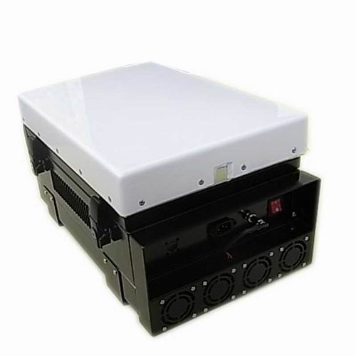 4 band cell phone - 200W Powerful Waterproof WiFi Bluetooth 3G Mobile Phone Jammer with Directional Panel Antennas