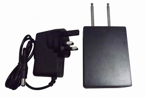 block cell phone signal jammer - Dual Band Car Remote Control Jammer (270MHz/418MHz,50 meters)