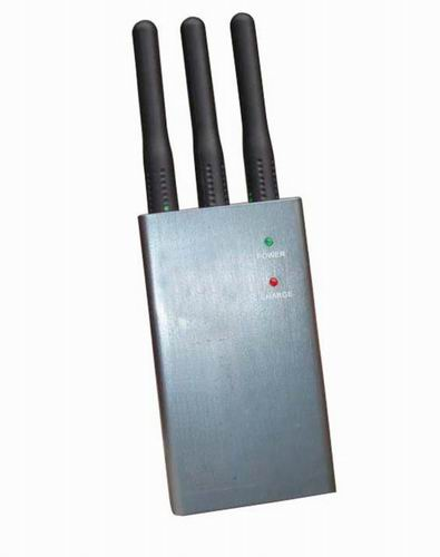 Signal jammer Fort Dodge - Mini Portable Cell Phone Jammer(CDMA,GSM,DCS,PHS,3G
