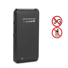 New Cellphone Style Mini Portable Cellphone 3G Signal Jammer