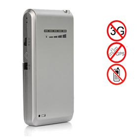 cell phone jamming laws - New Cellphone Style Mini Portable Cellphone 3G & GPS Signal Jammer