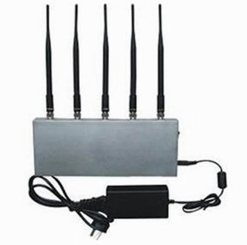 Signal Scrambler Sales manager - 5 Band Cell Phone Signal Blocker Jammer