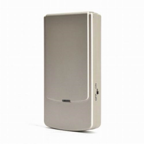 Adjustable UHF VHF Jammer - Mini Portable Hidden CDMA DCS PCS GSM Cell Phone Signal & WiFi Jammer
