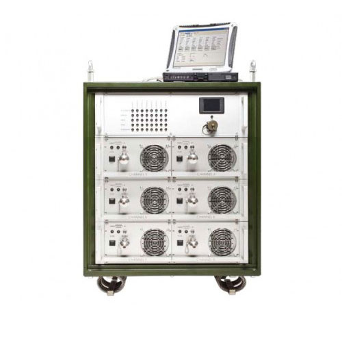 jamming ofdm signal intensity - DDS High Power Full Band Vehicle Military Convoy Protection Roof Mounted Jammer System  25-6000MHz