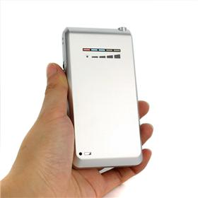 Wholesale New Cellphone Style Mini Portable GPS (GPS L1/L2/L3/L4/L5) Jammer